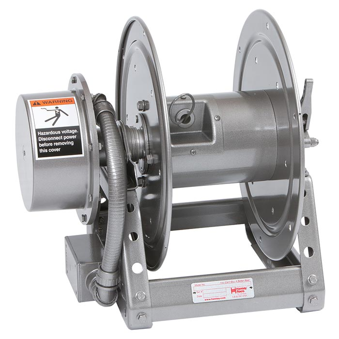 Series CR1600 Reels from Hannay