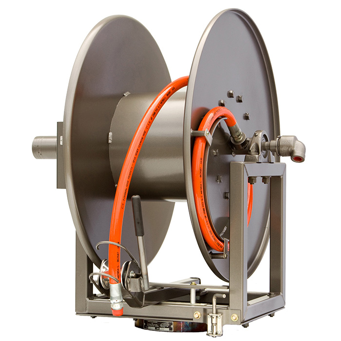 Series HDD6200 Reels from Hannay