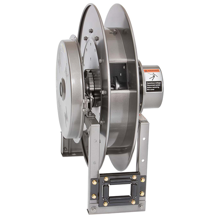 Series SCR700 Reels by Hannay