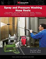 Spray and Pressure Washing Reels
